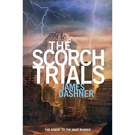 [Download Sách] The Scorch Trials (Maze Runner Trilogy)