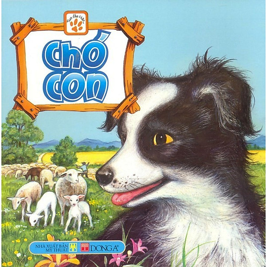 Theo Dấu Chân Các Loài Vật – Chó Con