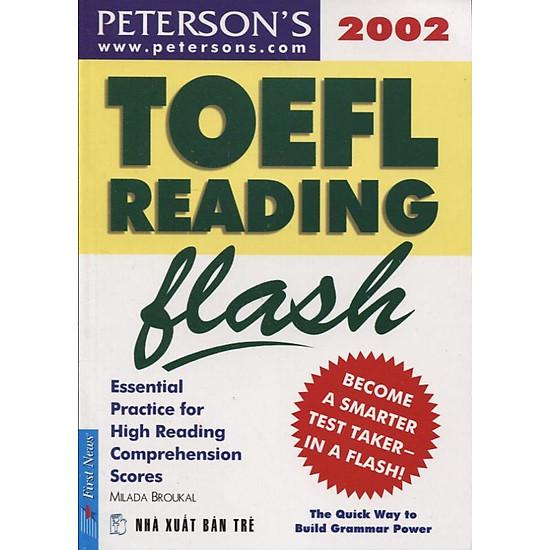 TOEFL Reading Flash – Chương Trình Luyện Thi TOEFL