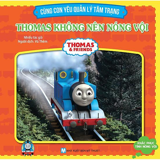 Thomas & Friends - Thomas Không Nên Nóng Vội - EBOOK/PDF/PRC/EPUB