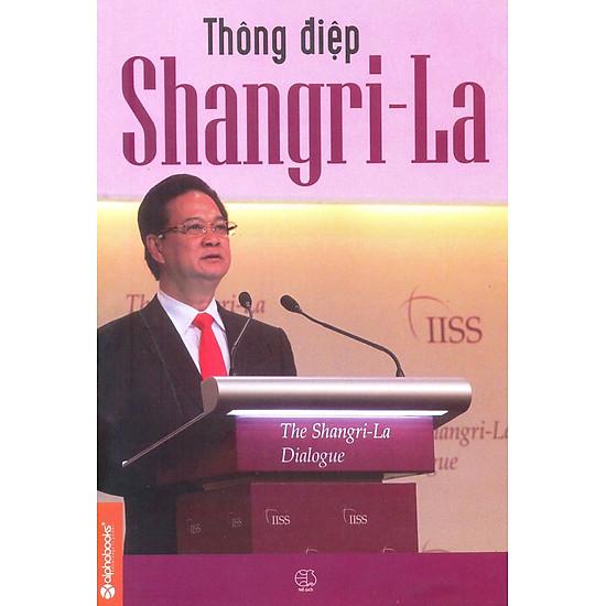 [Download sách] Thông Điệp Shangri - La
