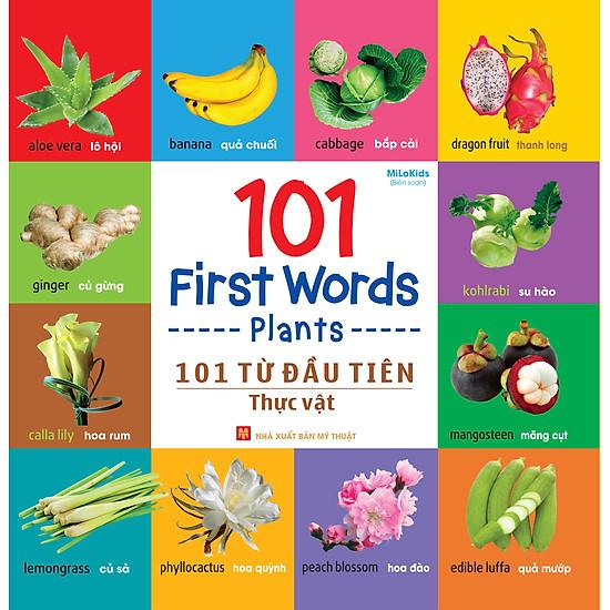 101 First Words – Plants (101 Từ Đầu Tiên – Thực Vật)