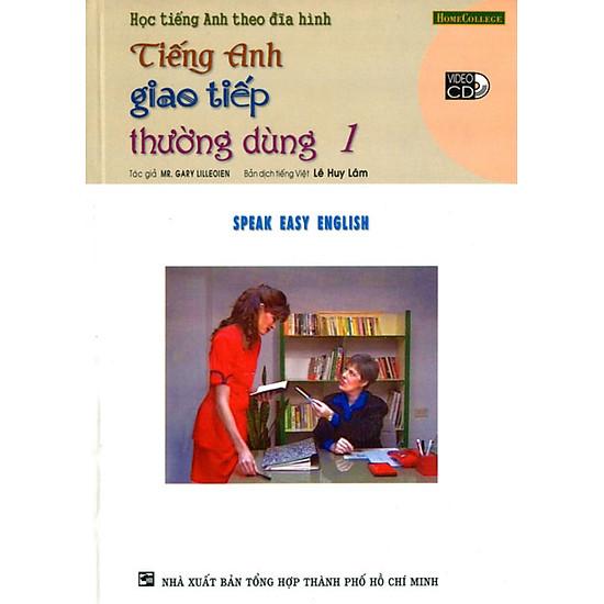 Tiếng Anh Giao Tiếp Thường Dùng 1 (Kèm VCD)