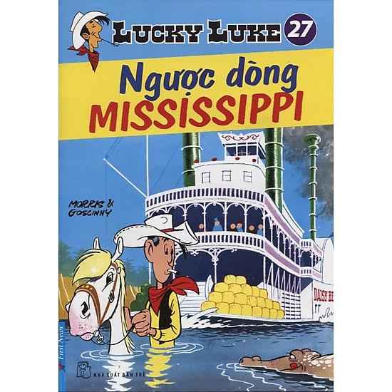 Lucky Luke 27 – Ngược Dòng Mississippi