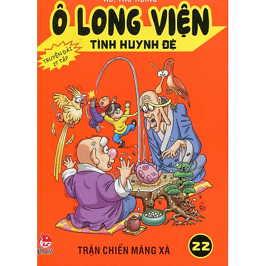 Ô Long Viện Tình Huynh Đệ - Tập 22
