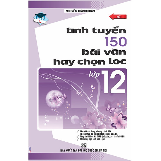 Tinh Tuyển 150 Bài Văn Chọn Lọc Lớp 12