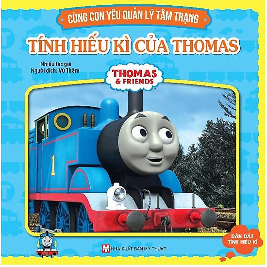 Thomas & Friends - Tính Hiếu Kỳ Của Thomas
