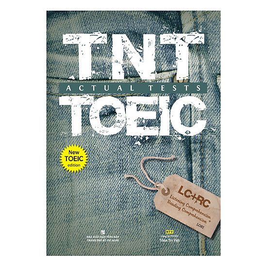 [Download sách] TNT Toeic Actual Tests