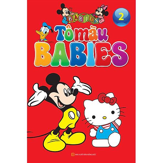 Bé Tô Màu Babies (Tập 2)