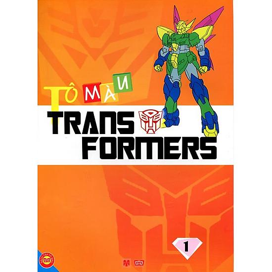Tô Màu Trans Formers (Tập 1)