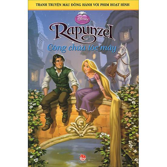 Rapunzel – Công Chúa Tóc Mây