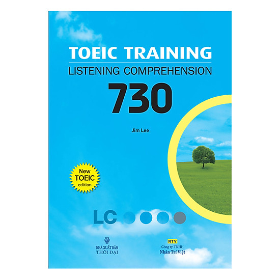 Toeic Training Listening Comprehension 730 (Kèm CD)