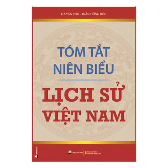Tóm Tắt Niên Biểu Lịch Sử Viêt Nam