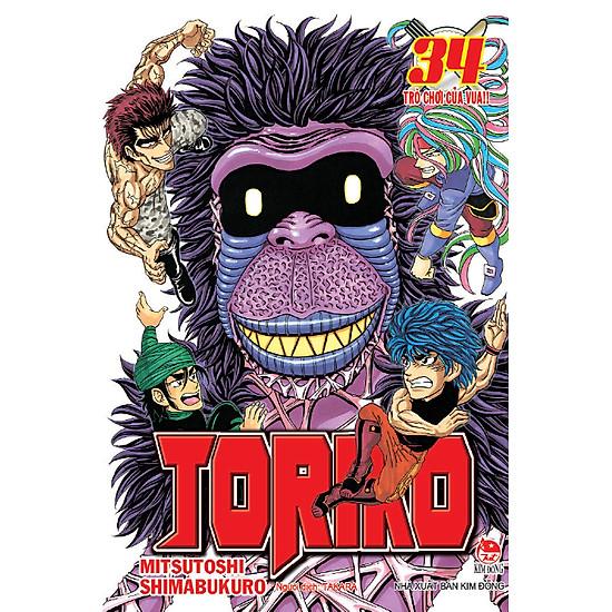 Toriko – Tập 34