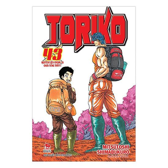 Toriko - Tập 43 (End)