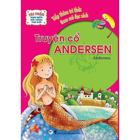 [Download Sách] Tác Phẩm Kinh Điển Nổi Tiếng Thế Giới - Truyện Cổ Andersen