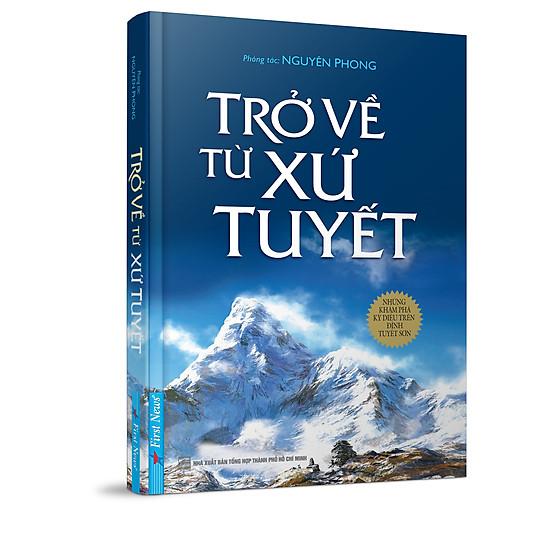 Download sách Trở Về Từ Xứ Tuyết