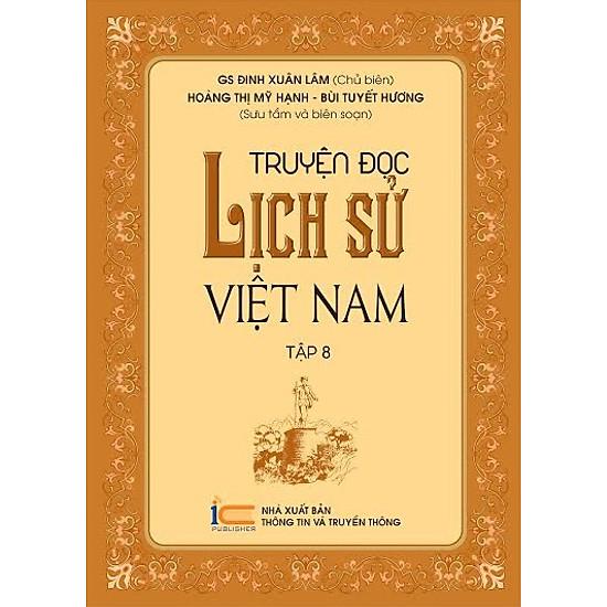 Truyện Đọc Lịch Sử Việt Nam – Tập 8