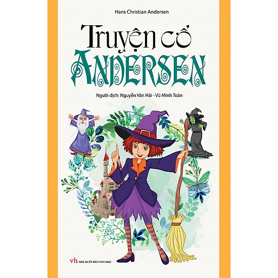 Download sách Truyện Cổ Andersen