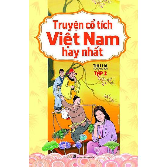 [Download Sách] Truyện Cổ Tích Việt Nam Hay Nhất (Tập 2)