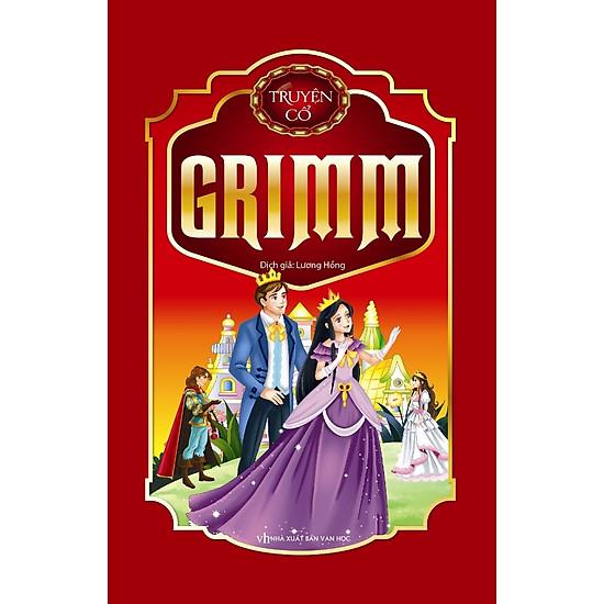 Truyện Cổ Grimm (Trí Việt)