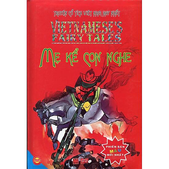 [Download Sách] Truyện Cổ Tích Việt Nam Hay Nhất - Mẹ Kể Con Nghe (Bản Màu)