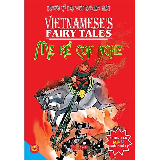 [Download Sách] Truyện Cổ Tích Việt Nam Hay Nhất - Mẹ Kể Con Nghe - Phiên Bản Màu