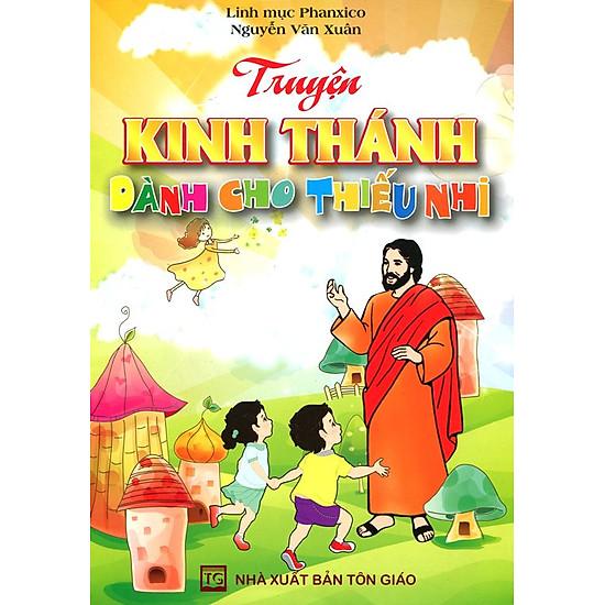Download sách Truyện Kinh Thánh Dành Cho Thiếu Nhi
