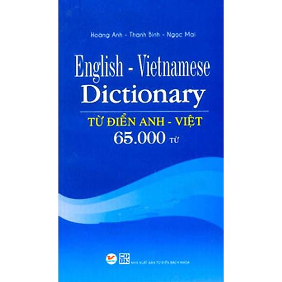 [Download sách] Từ Điển Việt Anh Dùng Cho Học Sinh 120.000 Từ