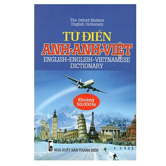 Từ Điển Anh – Anh – Việt (50.000 Từ) – Sách Bỏ Túi