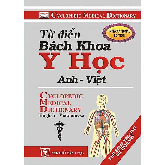 Download sách Từ Điển Bách Khoa Y Học Anh - Việt