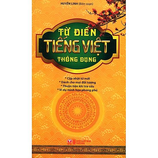 [Download Sách] Từ Điển Tiếng Việt Thông Dụng