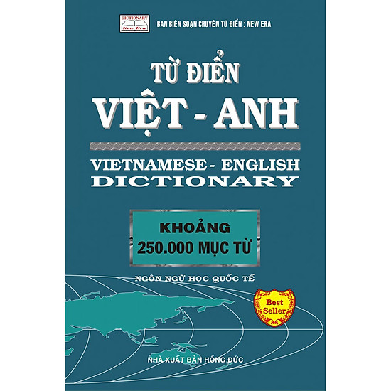 Từ Điển Việt - Anh 250.000 Từ