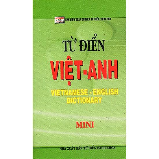 Từ Điển Việt Anh Mini (Tái Bản 2017)
