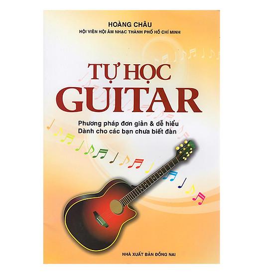 [Download sách] Tự Học Guitar