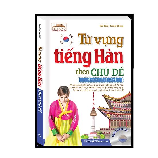 Min Jung – Từ Vựng Tiếng Hàn Theo Chủ Đề