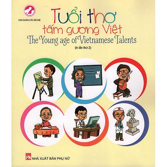 [Download sách] Tuổi Thơ Tấm Gương Việt