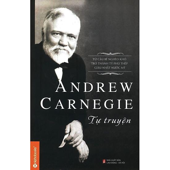 Kết quả hình ảnh cho ANDREW CARNEGIE TỰ TRUYỆN