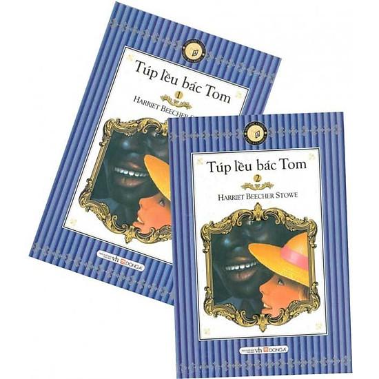 Túp Lều Bác Tom (Sách Bỏ Túi) – Trọn Bộ 2 Tập