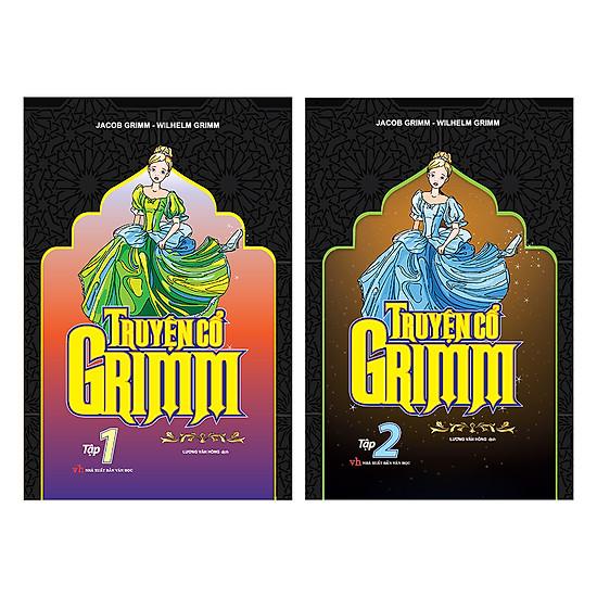 Download sách Truyện Cổ Grimm (Trọn Bộ 2 Tập)