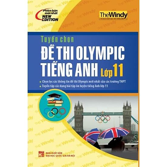 Tuyển Chọn Đề Thi Olympic Tiếng Anh Lớp 11