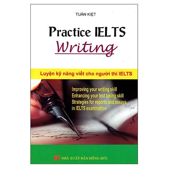 Practice IELTS Writing
