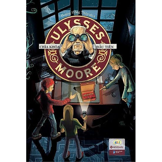 Ulysses Moore – Chìa Khóa Đầu Tiên (Tập 6)