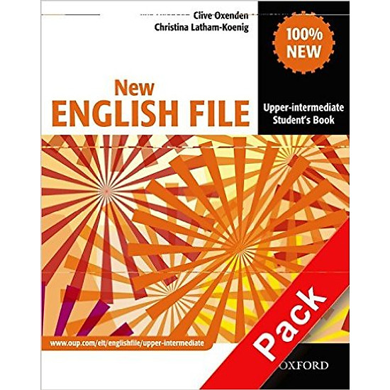 Download sách New English File Upper-Inter: MultiPACK B - Paperback