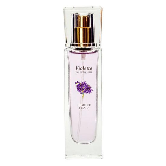 Nước Hoa Nữ Violette Natural Spray EDT Charrier Parfums 30ml - VI30 ...