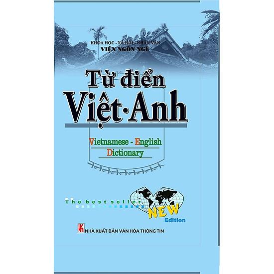 Từ Điển Việt – Anh (Trên 350.000 Từ) Tái Bản 2014