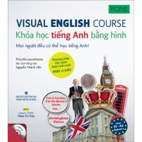 Visual English Course- Khóa Học Tiếng Anh Bằng Hình (Kèm Đĩa MP3)