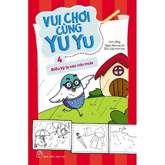 Vui Chơi Cùng Yu Yu (Tập 4) – Điều Kỳ Lạ Sau Cơn Mưa
