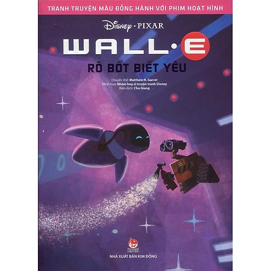 Wall - E - Rô Bốt Biết Yêu - EBOOK/PDF/PRC/EPUB