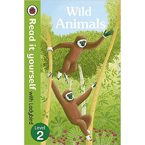 Read It Yourself With Ladybird Wild Animals